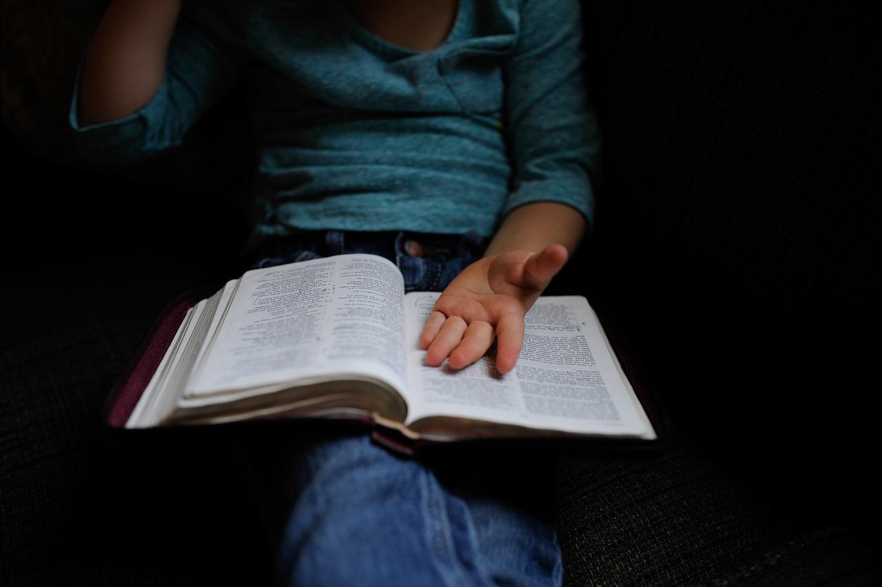 Powody aby czytać dzieciom
