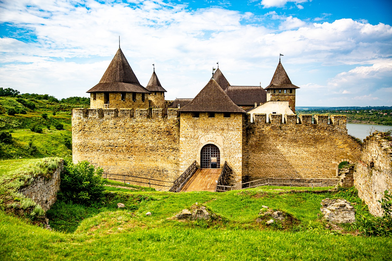 Różnorodne atrakcje Ukrainy